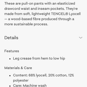 Aritzia Pants - Aritzia Jimmy pants size s in charcoal